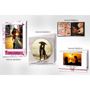 Livre Photo souple