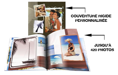 Livre photo A4 vertical